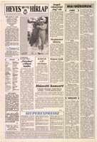 Társkereső újságokban, programfüzetekben, a helyi lapokban és pár pikáns.